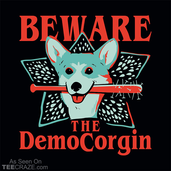 The Democorgin T-Shirt