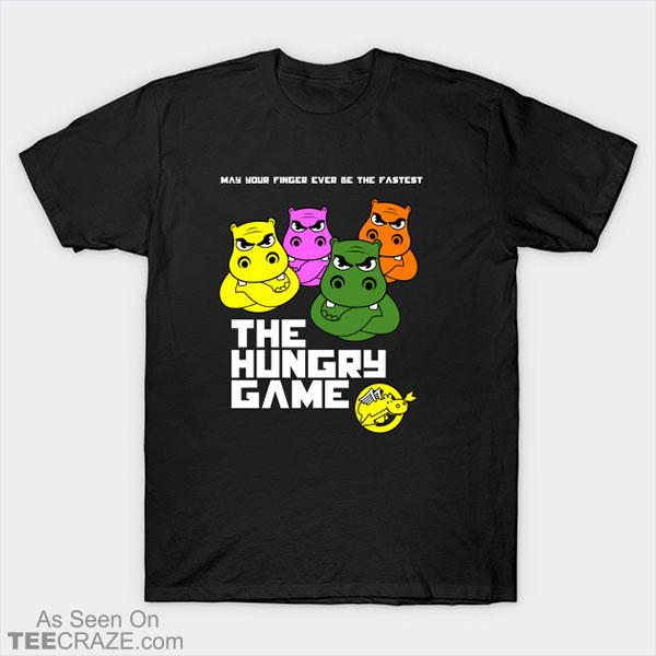 The Hungry Game T-Shirt