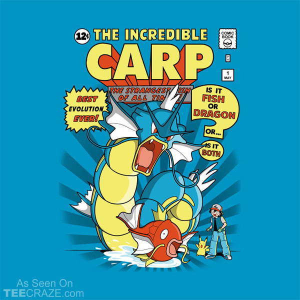 The Incredible CARP T-Shirt