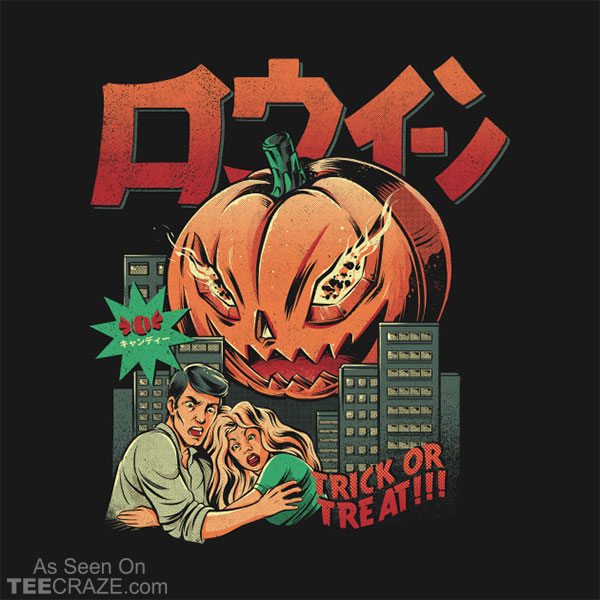 The Killer Pumpkin T-Shirt