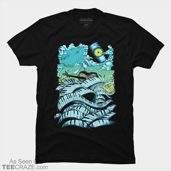The Ocean Of Sound T-Shirt