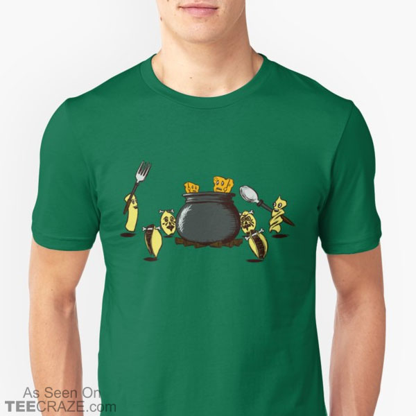 The Pasta Tribe T-Shirt