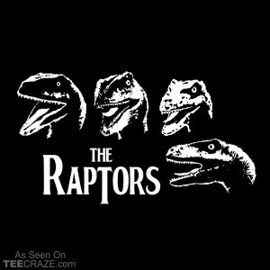 The Raptors T-Shirt