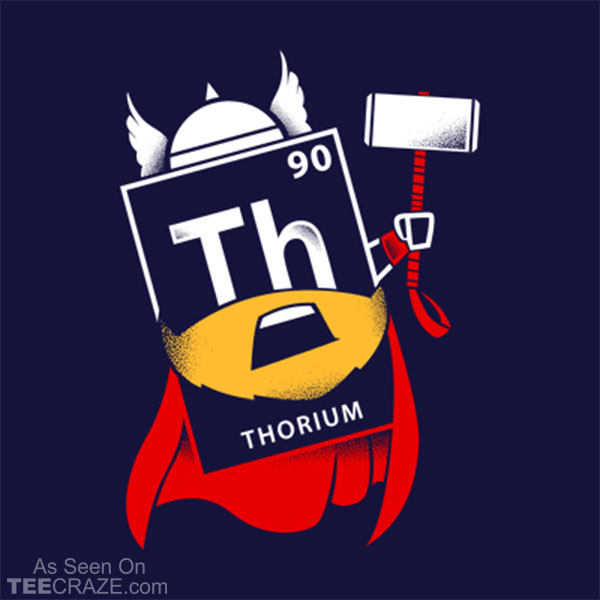 Thorium T-Shirt