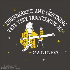 Thunderbolt And Lightning T-Shirt