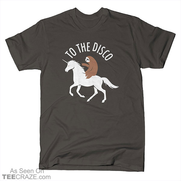 To The Disco T-Shirt