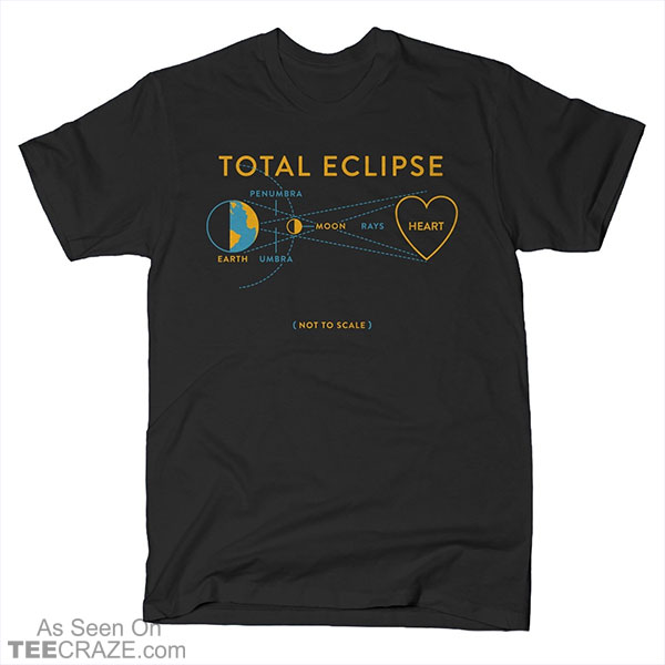Total Eclipse Of The Heart T-Shirt