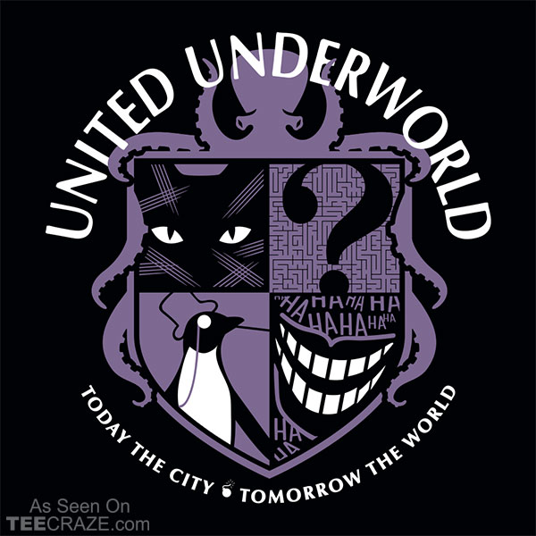 United Underworld T-Shirt