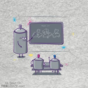 Vandal School T-Shirt