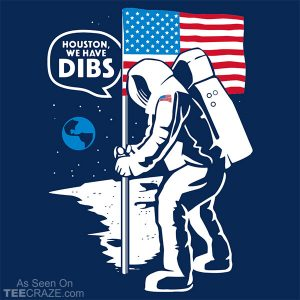 We Have Dibs T-Shirt