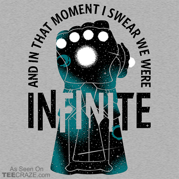 We Were Infinite T-Shirt