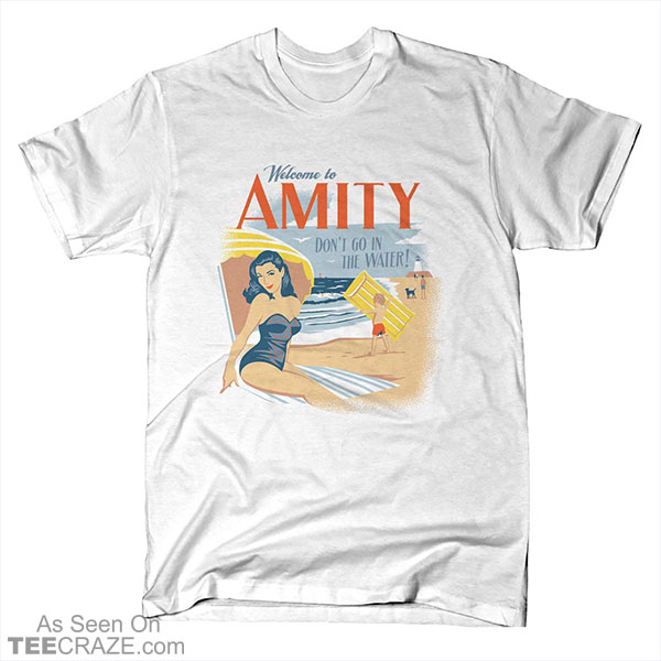 Welcome To Amity T-Shirt