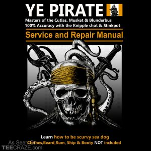 Ye Pirate T-Shirt