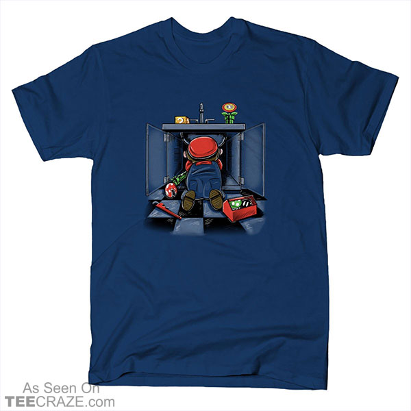 Your Favorite Plumber T-Shirt