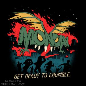 Monday Mayhem T-Shirt