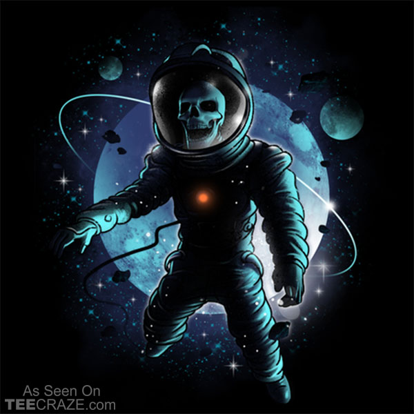 Forgotten In Space T-Shirt