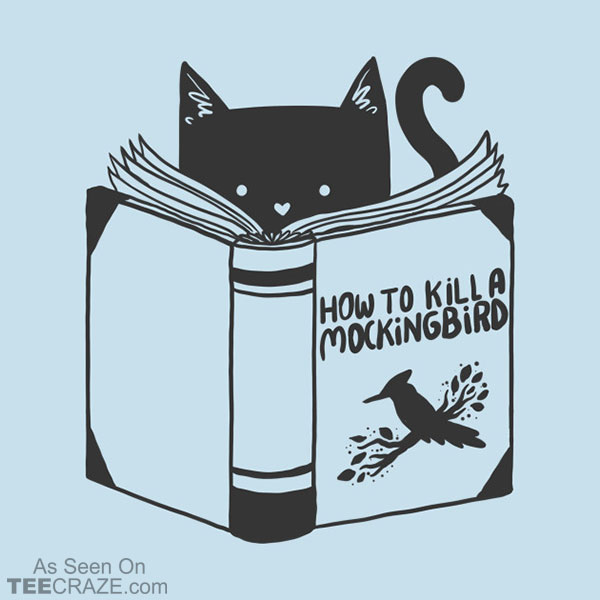 How To Kill A Mockingbird T-Shirt