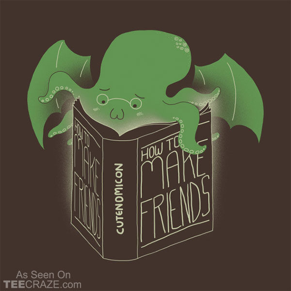 How To Make Friends T-Shirt