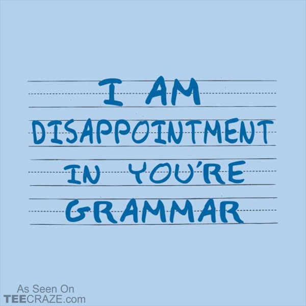 I Am Disappointment T-Shirt