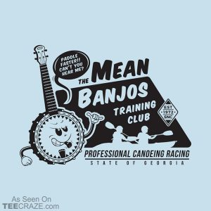 The Mean Banjos T-Shirt