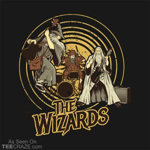 The Wizards T-Shirt