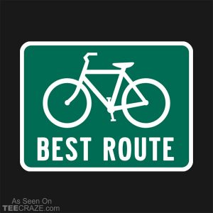 Best Route T-Shirt