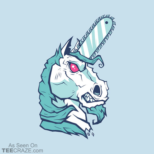Brutal Unicorn T-Shirt