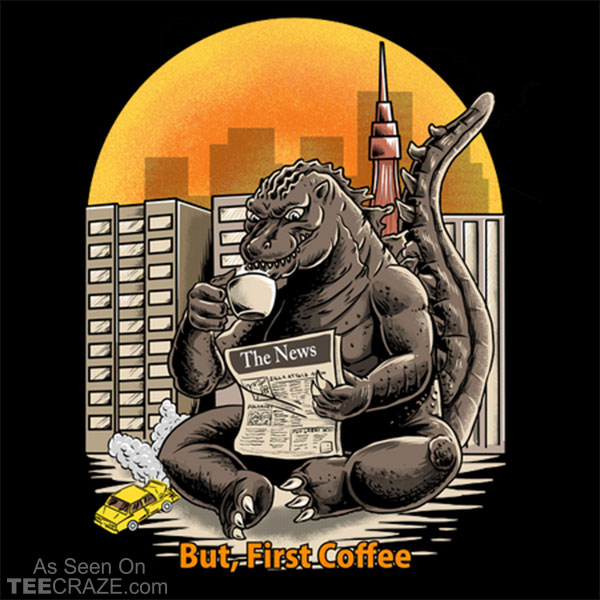 Coffeezila T-Shirt