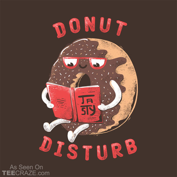 Donut Disturb T-Shirt
