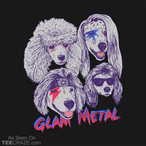 Glam Metal T-Shirt