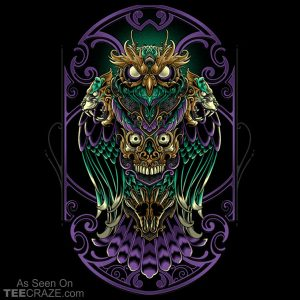 Grand Horned Owl T-Shirt