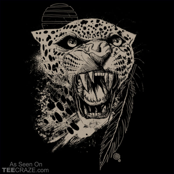 Jaguar Sun T-Shirt