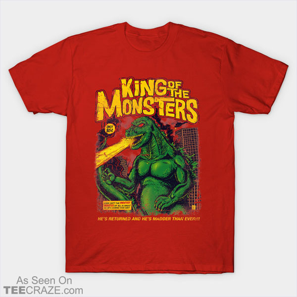 King Of The Monsters T-Shirt