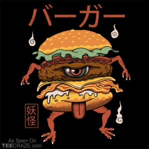 Yokai Burger T-Shirt