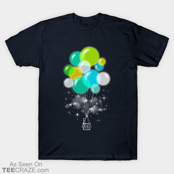 Colorful Exile T-Shirt