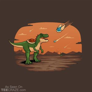 Extinction by Blue T-Shirt