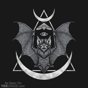 Occult Bat T-Shirt