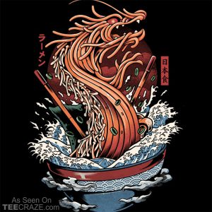 Ramen Dragon T-Shirt