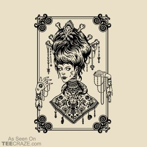 Tattoo Girl T-Shirt