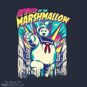Attack Of The Marshmallow T-Shirt