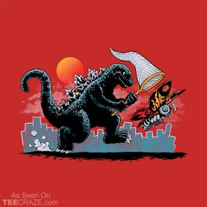 Catching Kaiju T-Shirt