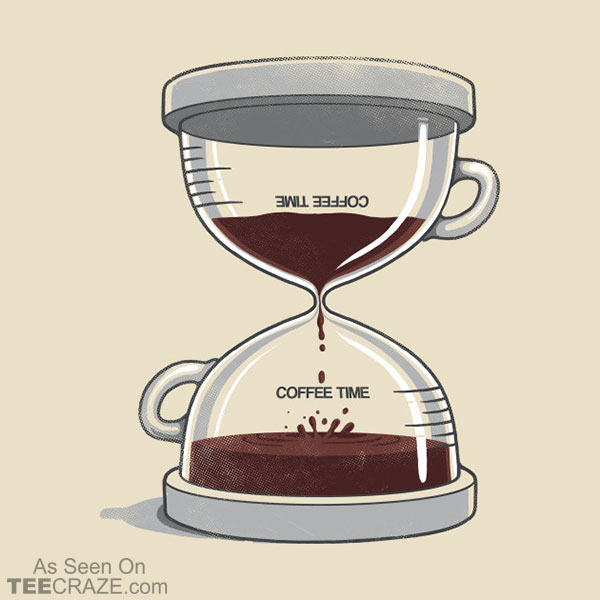 Coffee Time T-Shirt