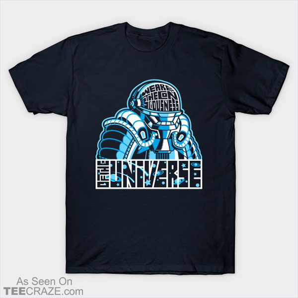 Consciousness Of The Universe T-Shirt