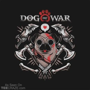 Dog Of War T-Shirt