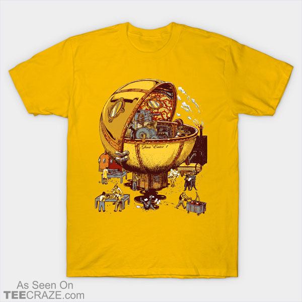 Ghost Eater Steampunk T-Shirt