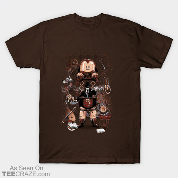 Iron Gentleman T-Shirt