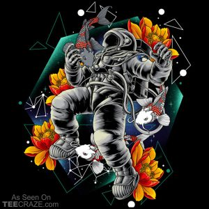 Lucky Spaceman T-Shirt