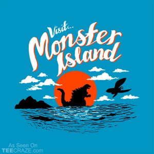 Monster Island T-Shirt