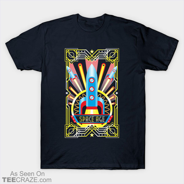 Space Age T-Shirt