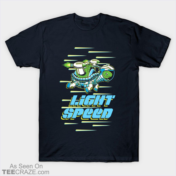 Space Turtle T-Shirt